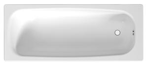 JIKA vana TANZA 140x70 (bez noh), tl.1,8mm 2.2521.0.000.000.1 H2252100000001