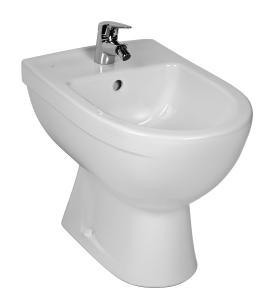 JIKA Lyra Plus bidet stojící 54,5cm (pro kombinaci s wc kombi) H8323810003041 H8323810003041