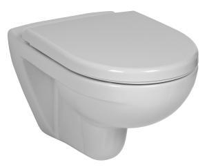 JIKA Lyra Plus WC mísa závěsná, hluboké splachování 8.2338.0.000.000.1 H8233800000001