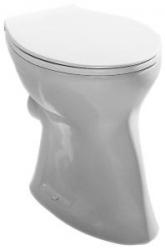 WC mísa DINO s ploškou, vodorovný odpad, JIKA, H8220000000001 (Roman H8211560000001) (H8220000000001)