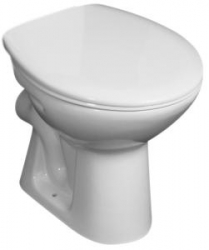 WC mísa ZETA vodorovný odpad, hluboké splach., JIKA 8.2239.6.000.000.1 (H8223960000001)