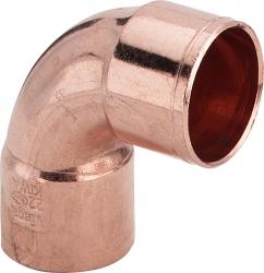 CU koleno  28/90         5090 V 100711 (V 100711) - VIEGA  s.r.o.