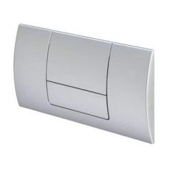 VIEGA  s.r.o. - Viega Standard1 chrom čelní ovládací deska, plastová V 449018 (V 449018)