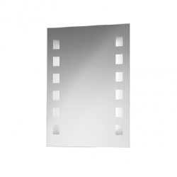 ZRCADLO  Roma  80x60 s osvětlením T8, 2x18W  290601310 (290601310-0110) - Jokey