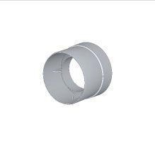 BRILON - Komín Serio komínová zděř DN160/110, plast RAL9016 52106512 (52106512)