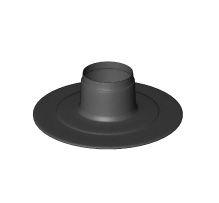 BRILON - Komín Serio průchodka rovnou střechou DN100/60 a 125/80, hliník/plast 0-15° 52107331 (52107331)