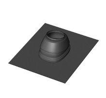 BRILON - Komín Serio univerzální střešní taška DN 100/60 a 125/80, olovo / PE, černá, 35-55° 52107133 (52107133)