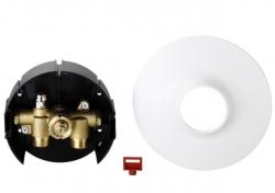 """DANFOSS  FHV-R 20 G3/4"""" ventil podomítkový+kruh.skříňka s krytem 003L1000 (003L1000)"""