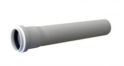 HT BÍLÁ trubka 50 x  250 mm     HTEM CT50251 (CT50251) - Plast Brno