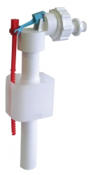 Nap.ventil.Plast Brno univerzální 3/8+1/2 boční plast ONBP151 (ONBP151)