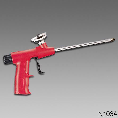 DEN BRAVEN Pistole na pěny M300 plast kov N1064 N1064
