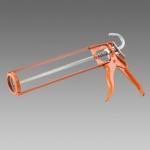 DEN BRAVEN Pistole profi pro tmely HKS12COX, oranžová(žlutá), made in England N110 N110