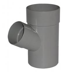 Plast Brno - PVC odbočka  40/40 67st. 82217 (82217)