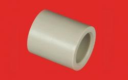 FV - Plast - PPR BÍLÝ nátrubek  20 W201020 (W201020)