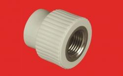 """FV - Plast - PPR DG přechod 20x1/2""""MZD  vnitřní AA217020012 (217020)"""