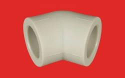 PPR koleno,20/45st. AA203020000 (203020) - FV - Plast