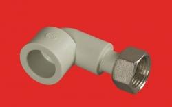 """PPR koleno:20x1/2""""matka AA227020012 (227020) - FV - Plast"""