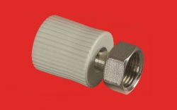 "FV - Plast - PPR přechodka kov +PM 32x5/4"" AA223032054 (223032)"
