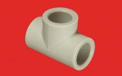 PPR T kus  25 AA208025000 (208025) - FV - Plast