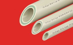 PPR trubka šedá FASER PN20  32 x 5,4 AA107032004 (107032) - FV - Plast