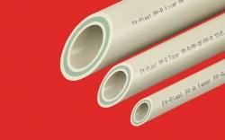 PPR trubka šedá FASER PN20  40 x 6,7 AA107040004 (107040) - FV - Plast