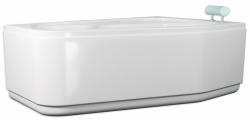 TEIKO panel vanový BODAM PRAVÁ Bílá výška 57 (V120160R62T01001)