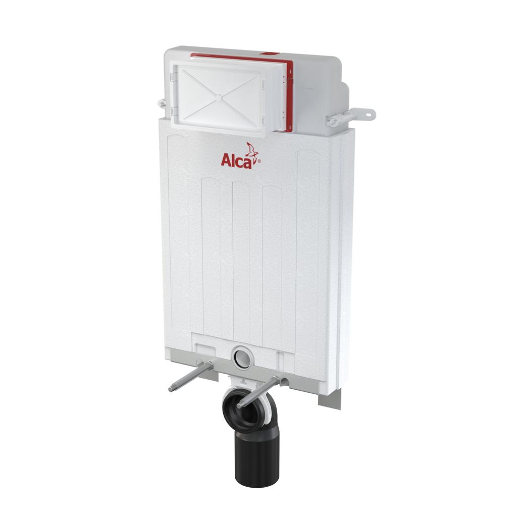 Alcaplast plastmodul Předstěnový instalační systém Ecology pro zazdívání stavební výška AM100/1000E