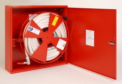 Ostatní - Hydrant komplet D-25 30m 71x71cm- plech 51216 (SVV010)