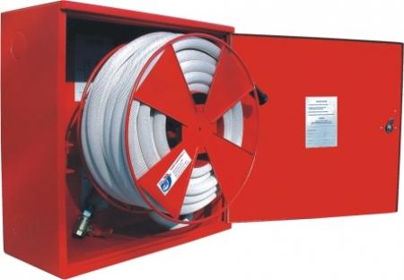 Ostatní - Hydrant komplet D-25 30m plech (červená) 51205 (SVV004CERVENA)