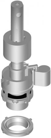FALCON - Úsporný WC splach.ventil 7020 (6020) 432112 (432112)