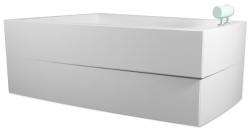 TEIKO panel vanový ARA PRAVÁ BÍLÁ výška 54 (V120160R62T07001)