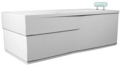 TEIKO panel vanový COLUMBA 160x70 PRAVÁ BÍLÁ výška 56 (V122160R62T04001)