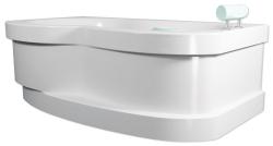 TEIKO panel vanový JÁVA PRAVÁ Bílá výška 55 (V127160R62T04001)