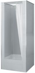 Teiko-box DORA se závěsem 90x90x212cm V404090N00T21000 (V404090N00T21000)