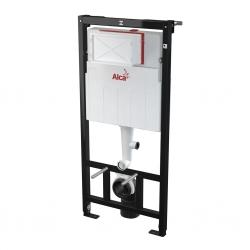 ALCAPLAST Sádromodul - předstěnový systém pro suchou instalaci s odvětráním  1,2 m  AM101/1120V (AM101/1120V)