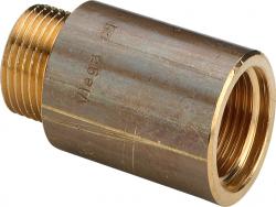 """Mosaz prodloužení 1/2""""x 10mm Viega V 100490 (V 100490) - VIEGA  s.r.o."""