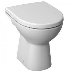 JIKA - WC mísa Lyra Plus s vodorovným odpadem, samostatně stojící klozet  8.2138.6.000.000.1 (H8213860000001)