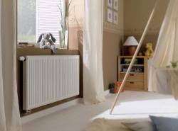 Kermi radiátor Profil bílá V12  600 x  400 Levý  (FTV120600401L1K)