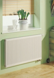 Kermi radiátor Profil bílá V33  900 x  400 Pravý  (FTV330900401R1K)