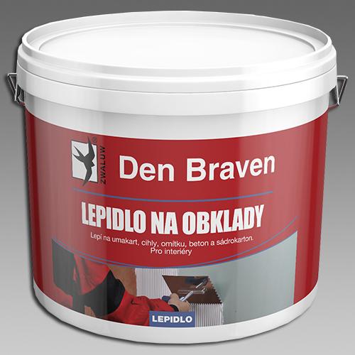 Lepidlo na obklady, na umakart, kbelík 5kg, DenBraven 50112RL 50112RL