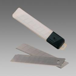 DEN BRAVEN - Nůž odlamovací - náhradní čepele 18mm/10ks N209 (N209)