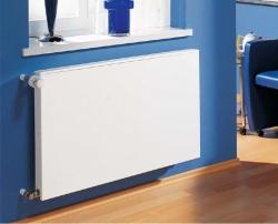 Kermi radiátor PLAN bílá K12  605 x  605 Levý / Pravý  (PK0120606)