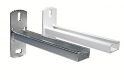 Ostatní - Nosníková konzola C 150mm pozink  40x20x2 mm 32102150 (32102150)