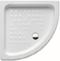 Sprchová vanička keramická Italia 80x10 R550 čtvrtkruh JIKA A374775000
