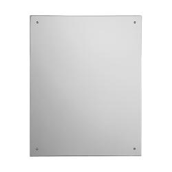 Sanela SLZN 30 Nerezové antivandalové zrcadlo (600 x 400 mm) (SL 95300)