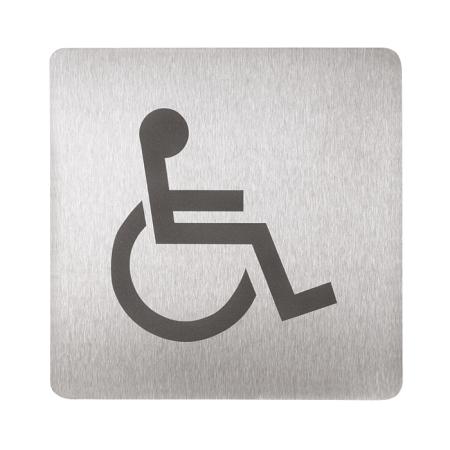 Sanela SLZN 44AC Piktogram -  WC invalidní (SL 75443)