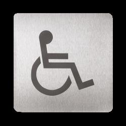Sanela SLZN 44AC Piktogram -  WC invalidní (SL 75443), fotografie 2/1