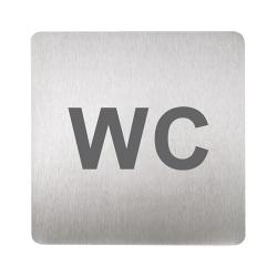 Sanela SLZN 44T Piktogram -  WC (SL 95444)