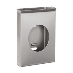 Sanela SLZN 53 Nerezový zásobník hygienických sáčků, matný (SL 95530)