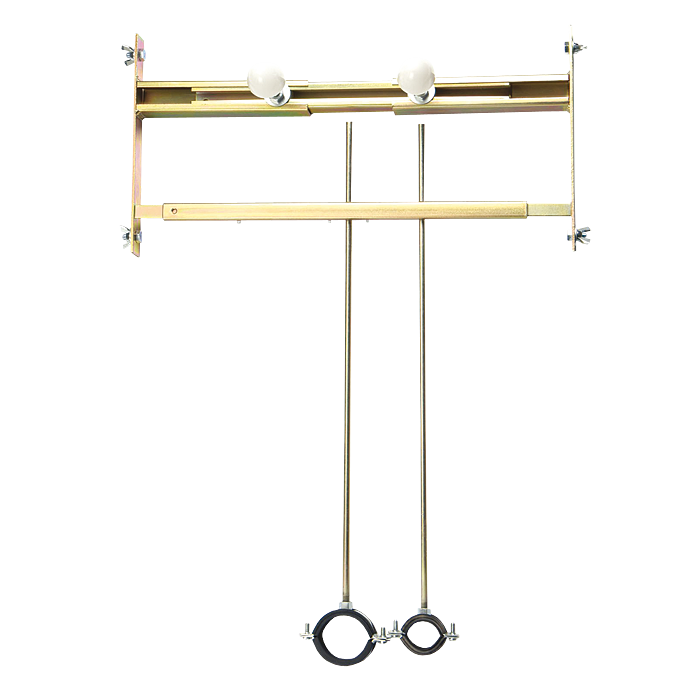 Sanela SLR 02D Rám do sádrokartonových konstrukcí pro pisoár DOMINO SL 08024
